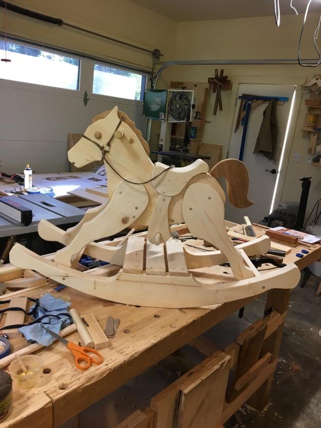 rocking horse prototype